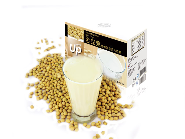 UP金豆浆